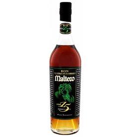 Rum Malteco Reserva Maya 15 Anos - Guatemala