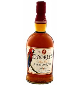 Rum Doorlys 5 Years Old - Barbados