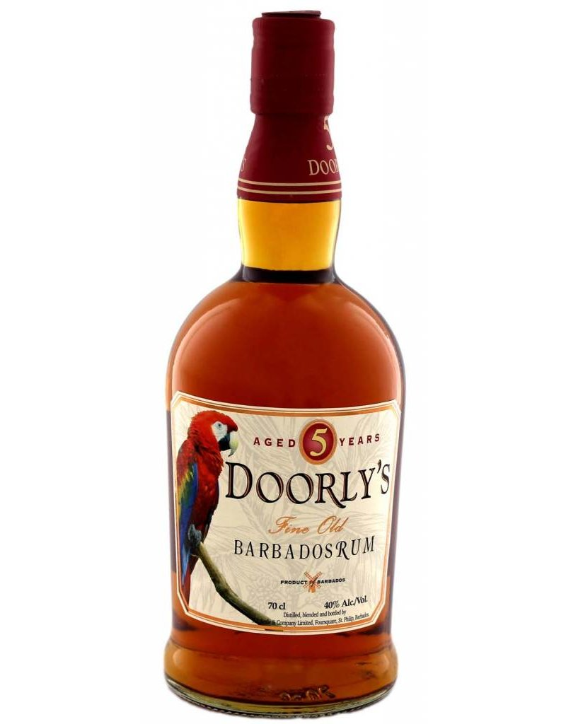Doorlys 700 ml Rum Doorlys 5 Y.O. - Barbados