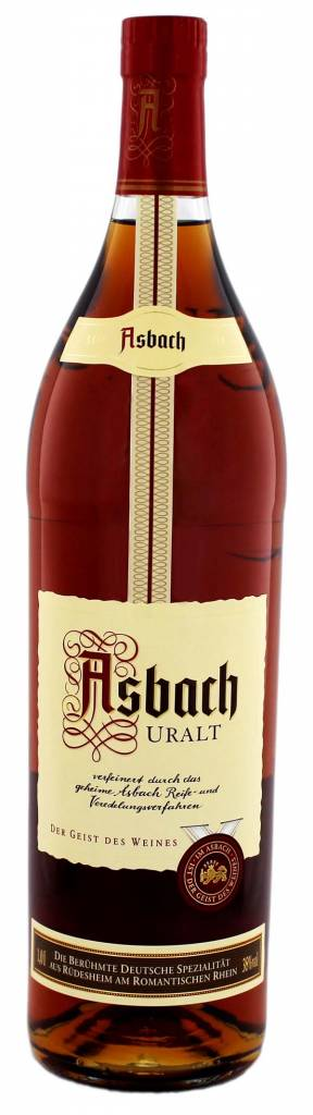 Brandy - Weinbrand Asbach Uralt