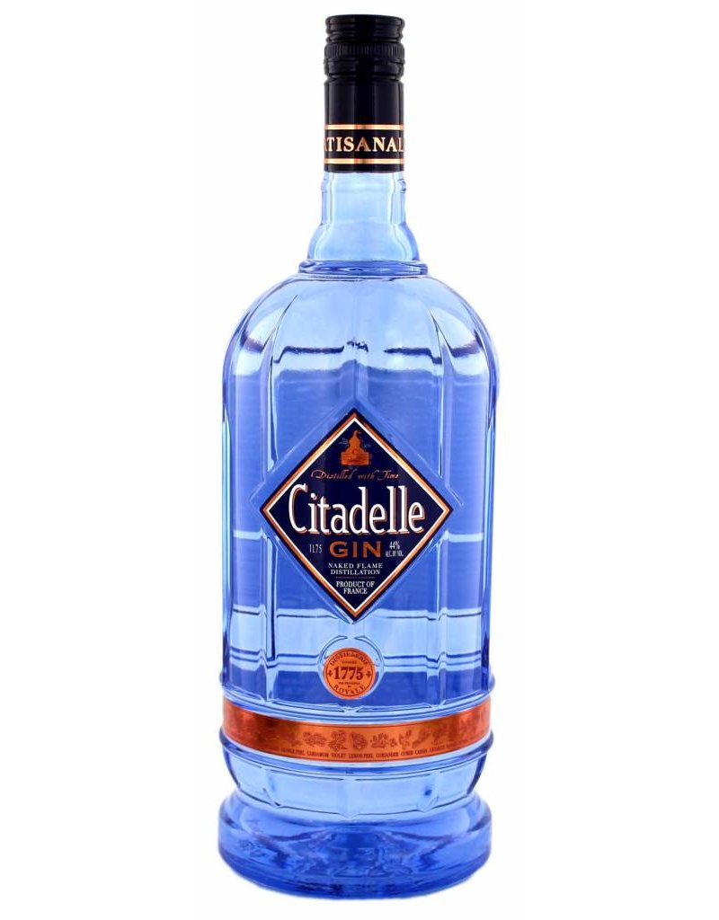 Citadelle Citadelle Gin 1,75L 44,0% Alcohol