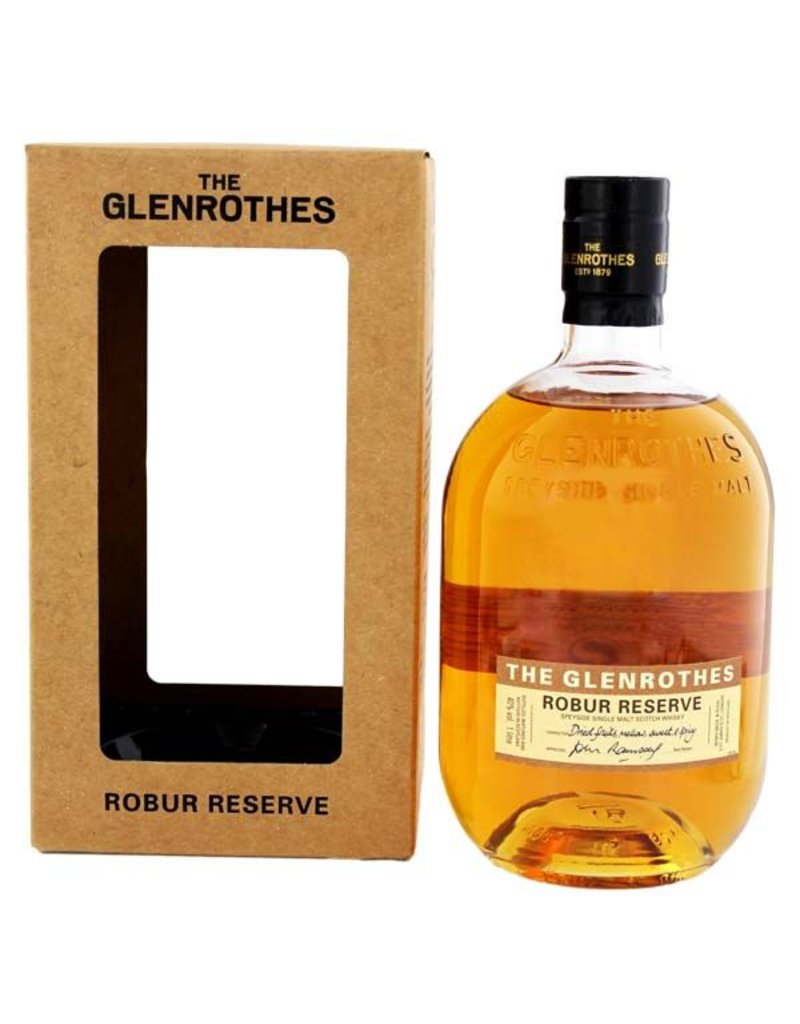 Glenrothes The Glenrothes Robur Reserve 1 Liter Gift box