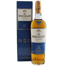 Macallan Macallan Fine Oak 12 Years Old 700ml Gift box
