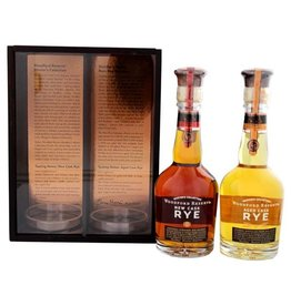 Woodford Reserve Rare Rye Master Collection 2x0,35L Gift box