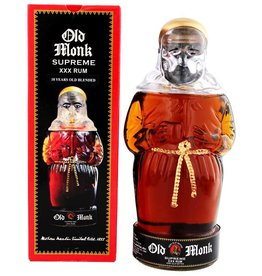 Old Monk Supreme XXX Very Old 750ml Gift box