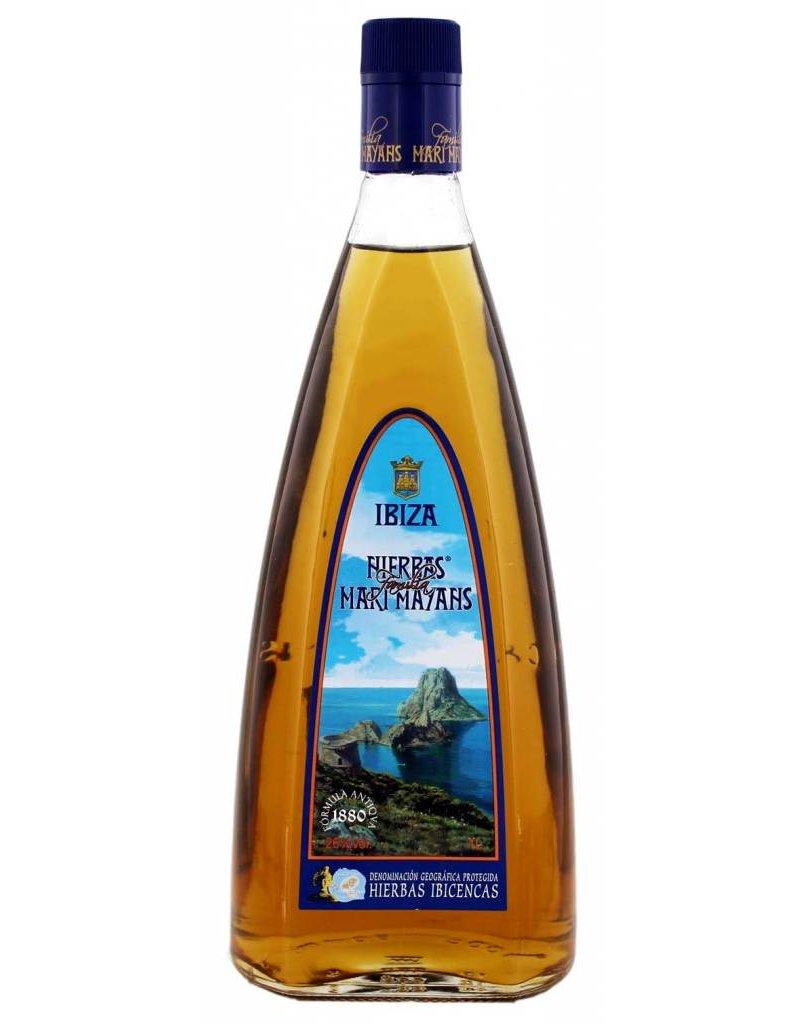 Hierbas Ibicencas 1,0L 26,0% Alcohol