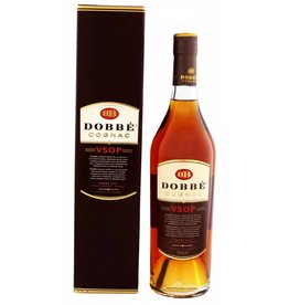 Dobbe Cognac VSOP 700ml Gift box