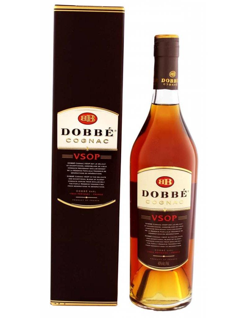 Dobbe Dobbe Cognac VSOP 700ml Gift box