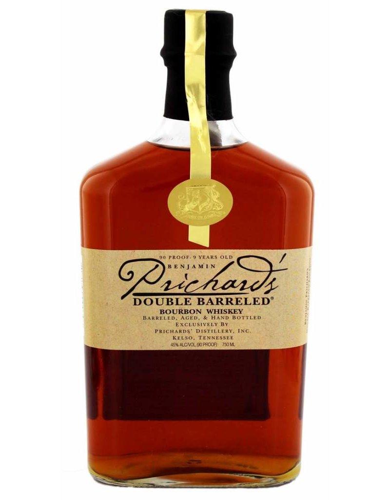 Prichards Prichard's Double Barreled Bourbon 0,75L -US- 45,0% Alcohol