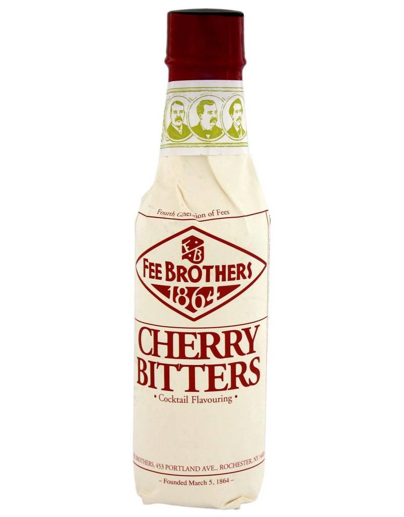 Fee Brothers Fee Brothers Cherry Bitters 0,15L 4,8% Alcohol