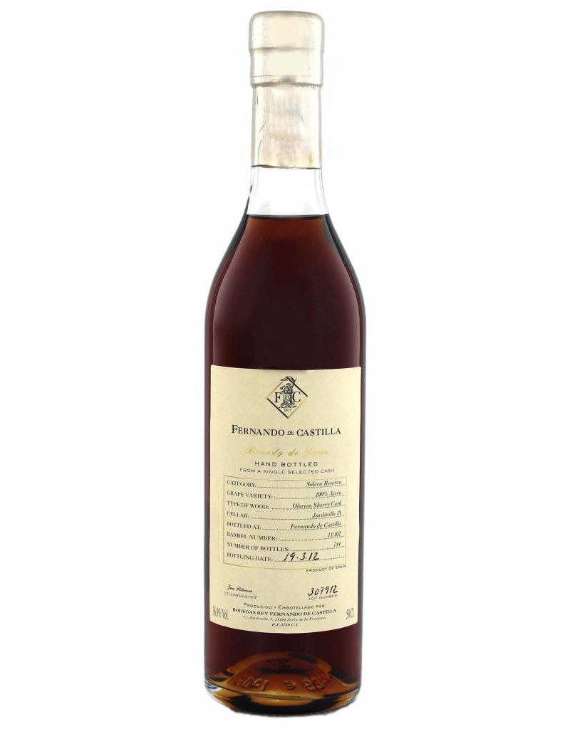 Fernando de Castilla Fernando de Castilla Solera Reserva Oloroso Wood 0,5L 36,9% Alcohol