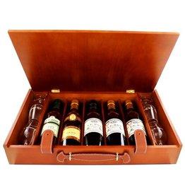 A.E. Dor A.E. Dor Cognac Coffret Weekend 5x0,35L Gift box