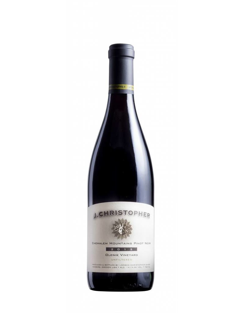2011 J. Christopher Olenik Vineyard Pinot Noir, Chehalem Mountains, USA
