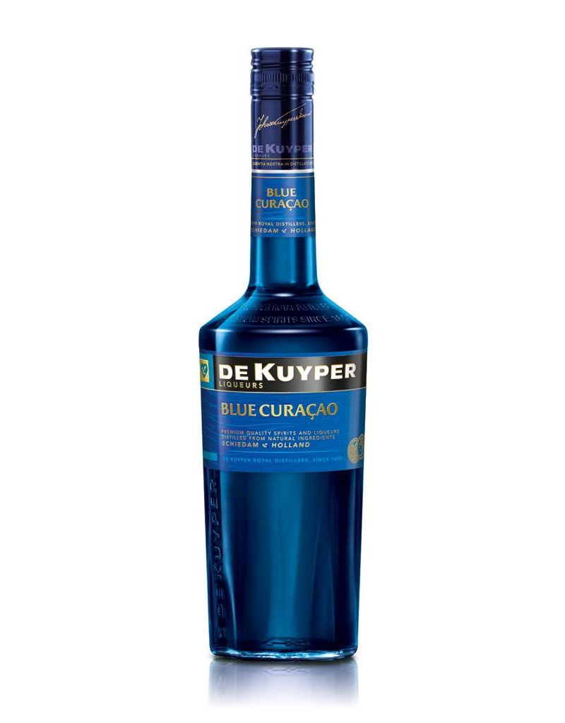 De Kuyper De Kuyper Curacao Blue 700ml 24,0% Alcohol