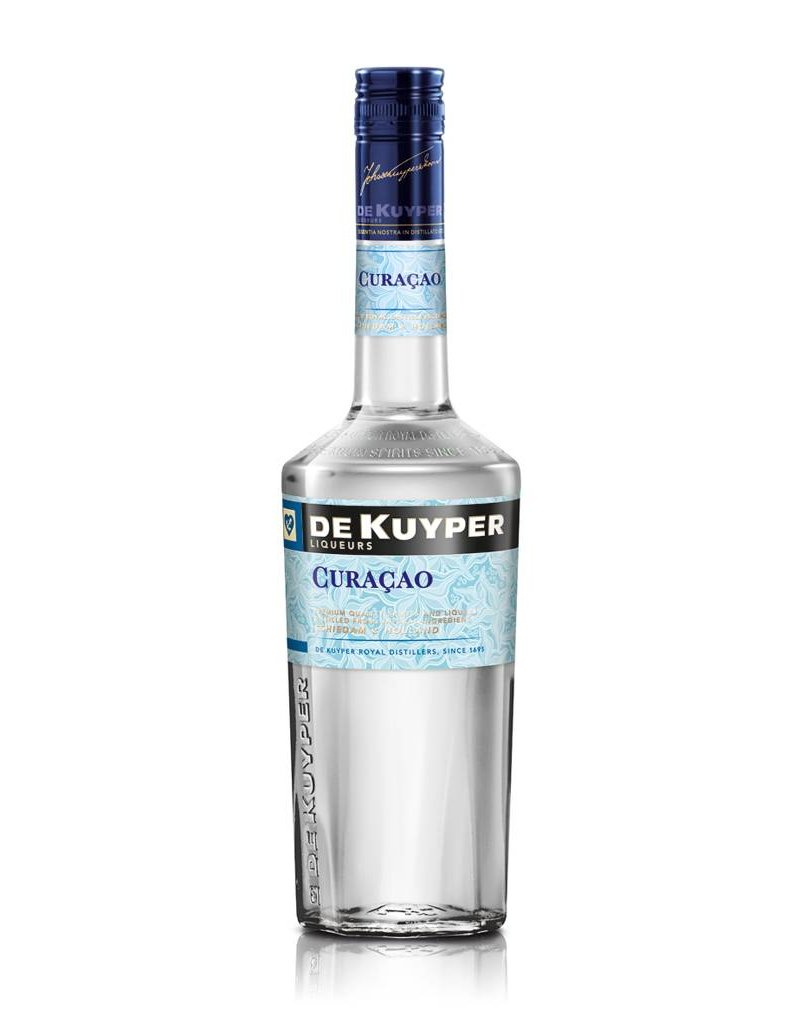 De Kuyper De Kuyper Curacao White 700ml 30,0% Alcohol