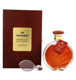 Dobbe Cognac Heritage Petite Champagne 500ml Gift Box