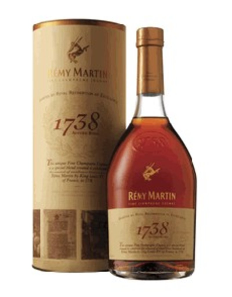 Remy Martin Remy Martin Cognac 1738 Accord Royal 700ml Gift Box