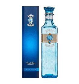 Bombay Sapphire Laverstoke Mill Limited Edition Decanter 700ml Gift Box