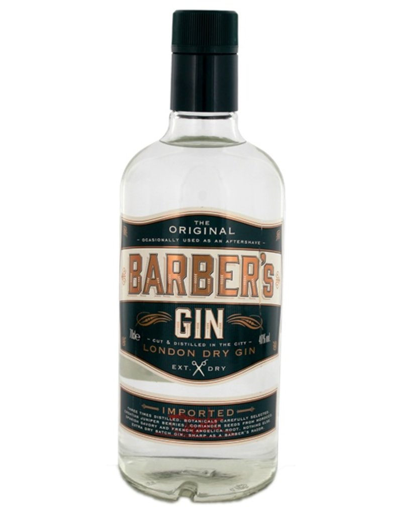 Barbers Gin 700ml