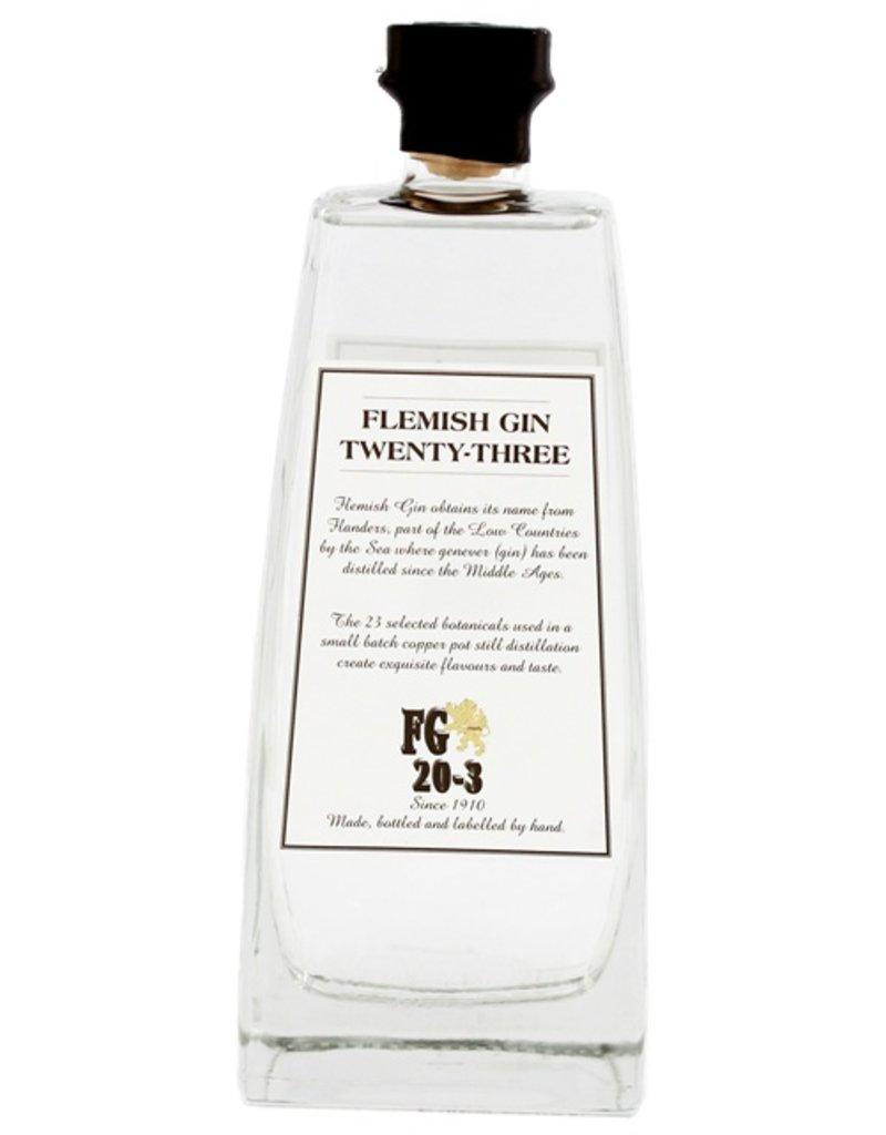 Flemish Gin Twenty-Three 700ml