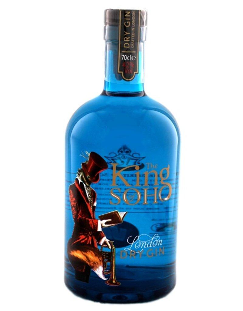 The King of Soho London Dry Gin 700ml