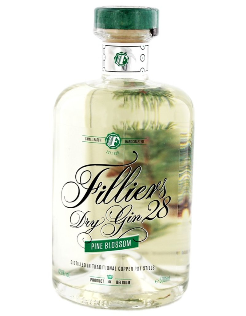Filliers Dry Gin 28 Pine Blossom 500ml