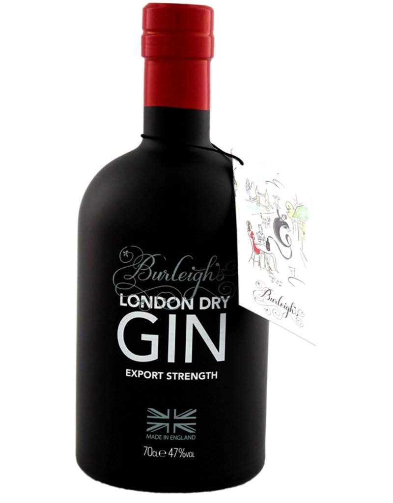 Burleighs London Dry Gin Export Strength 700ml