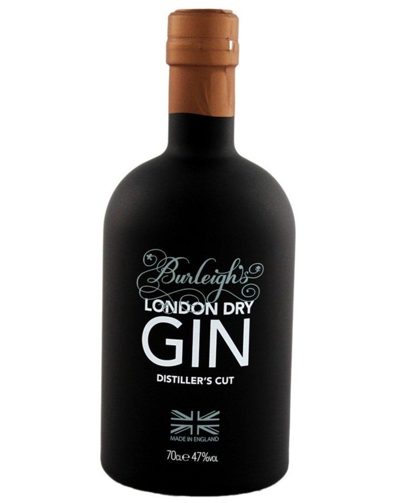 Burleighs London Dry Gin Distillers Cut 700ml