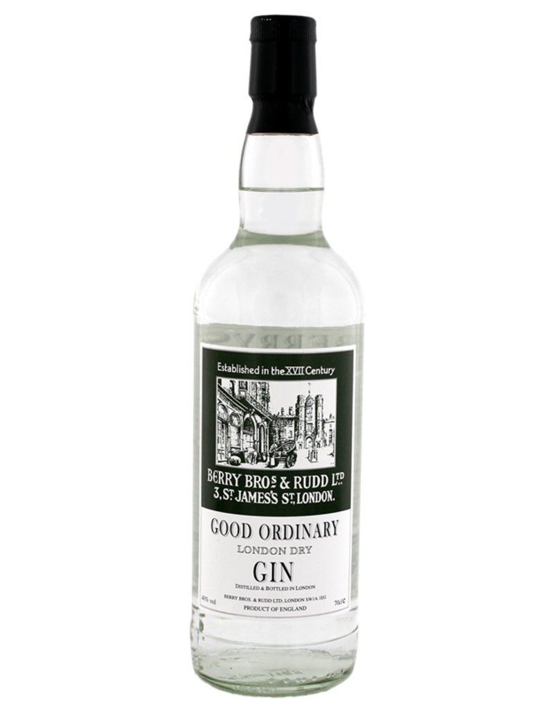 Berrys Good Ordinary Gin 700ml