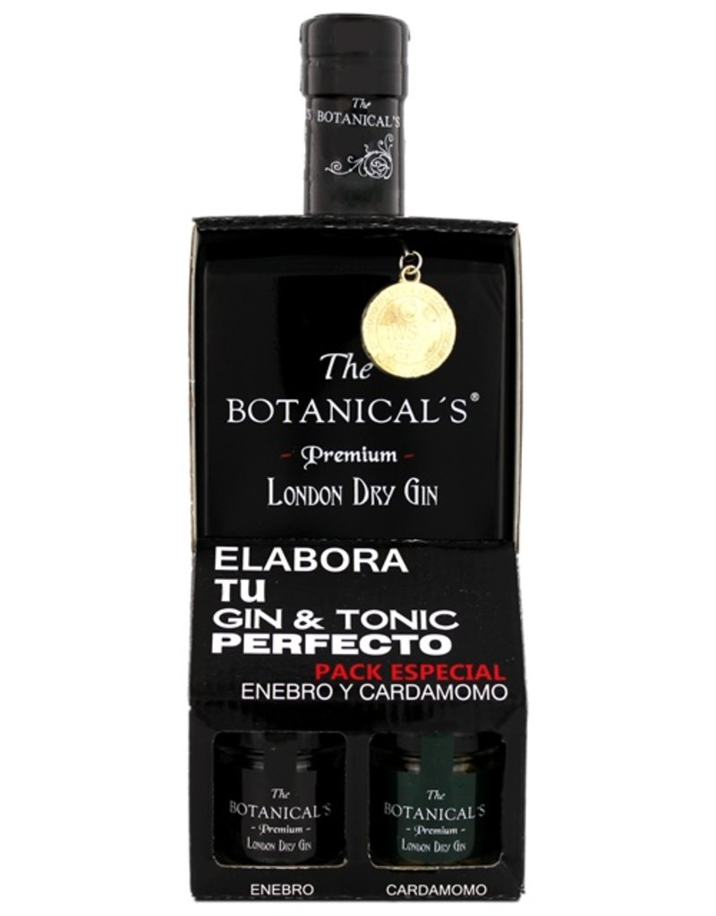 The Botanicals London Premium Dry Gin Special Pack 700ml