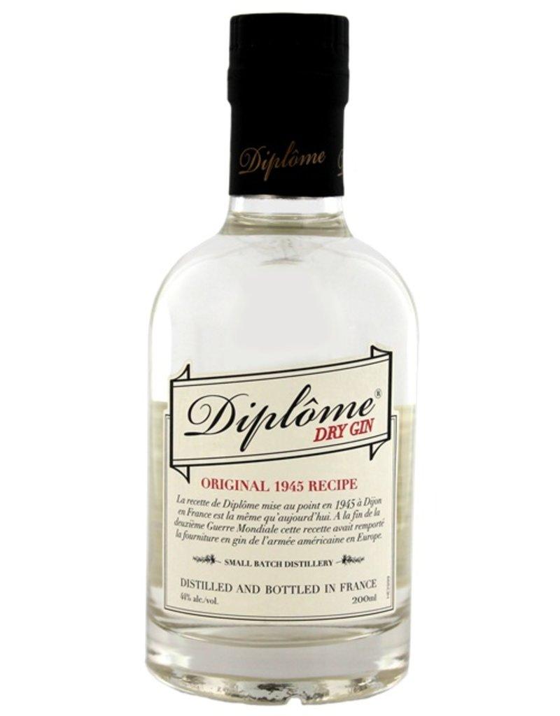 Diplome Diplome Dry Gin 200ml