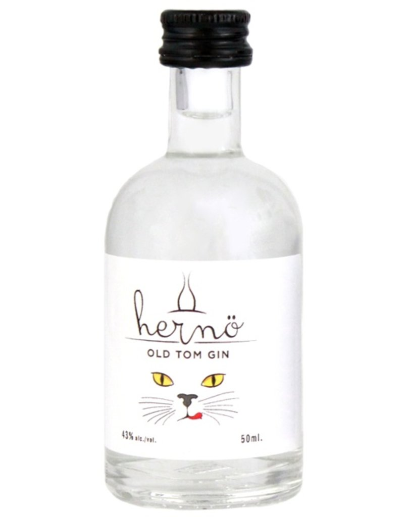 Herno Old Tom Gin Miniatures 50ml