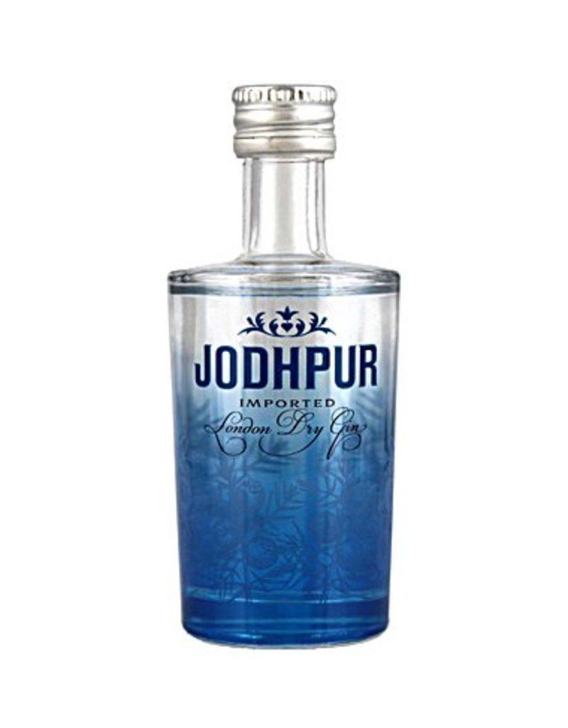 Jodhpur London Dry Gin Miniatures 50ml