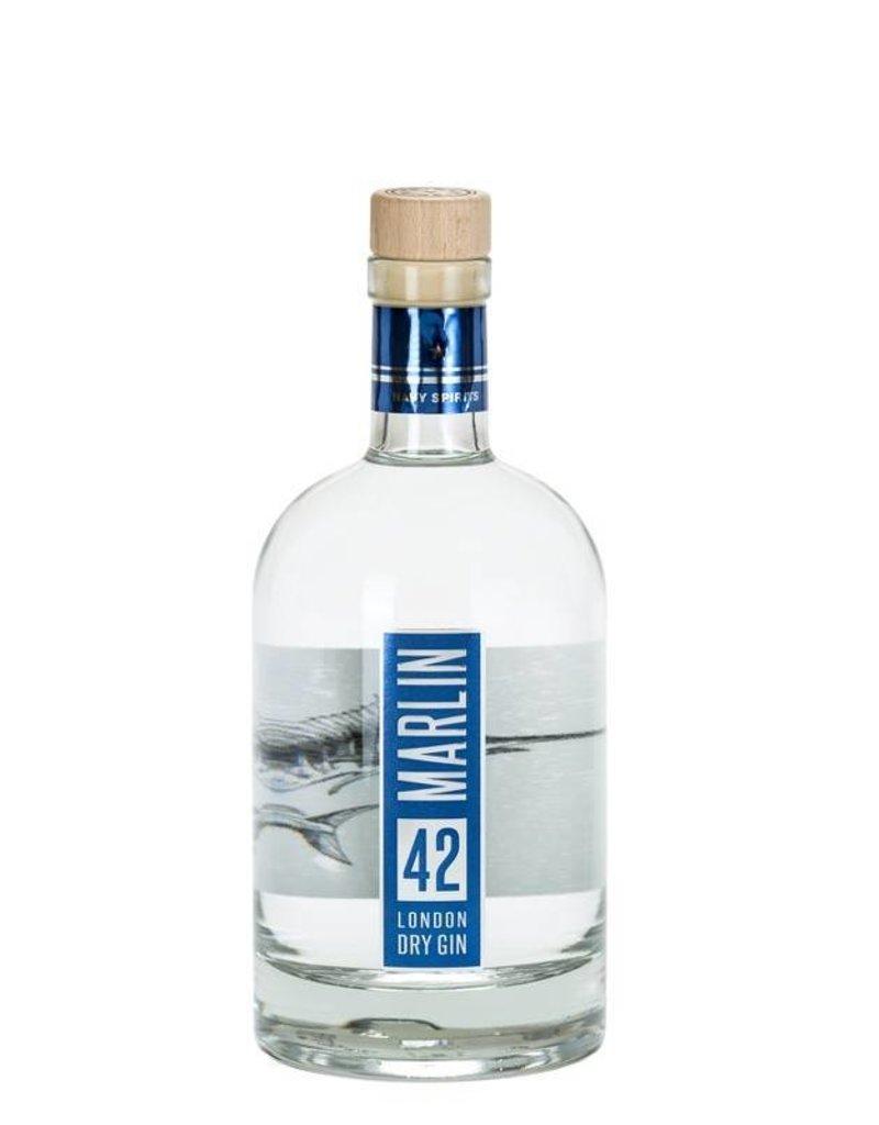 Marlin 42 London Dry Gin 500ml