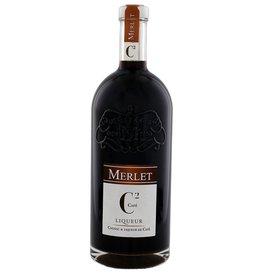Merlet Merlet C2 Liqueur de Cognac au Cafe 700ml