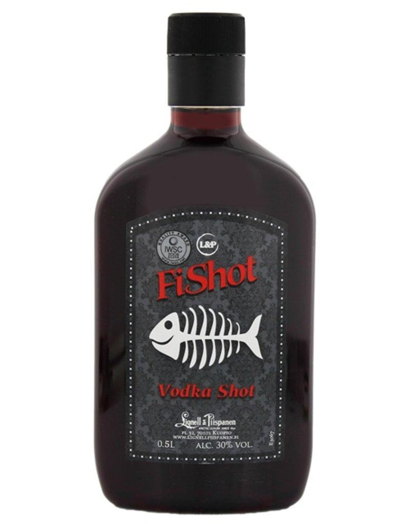 FiShot Vodka Shot 500ml PET