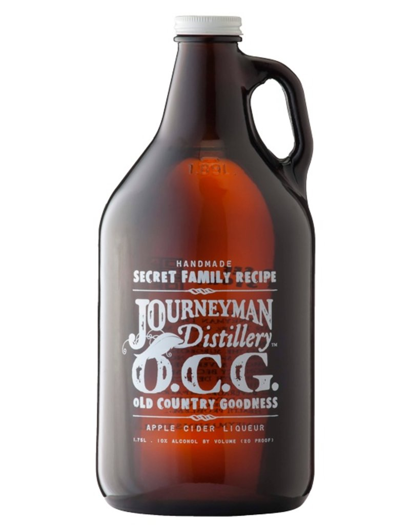 Journeyman Old Country Goodness Apple Cider Liqueur 750ml