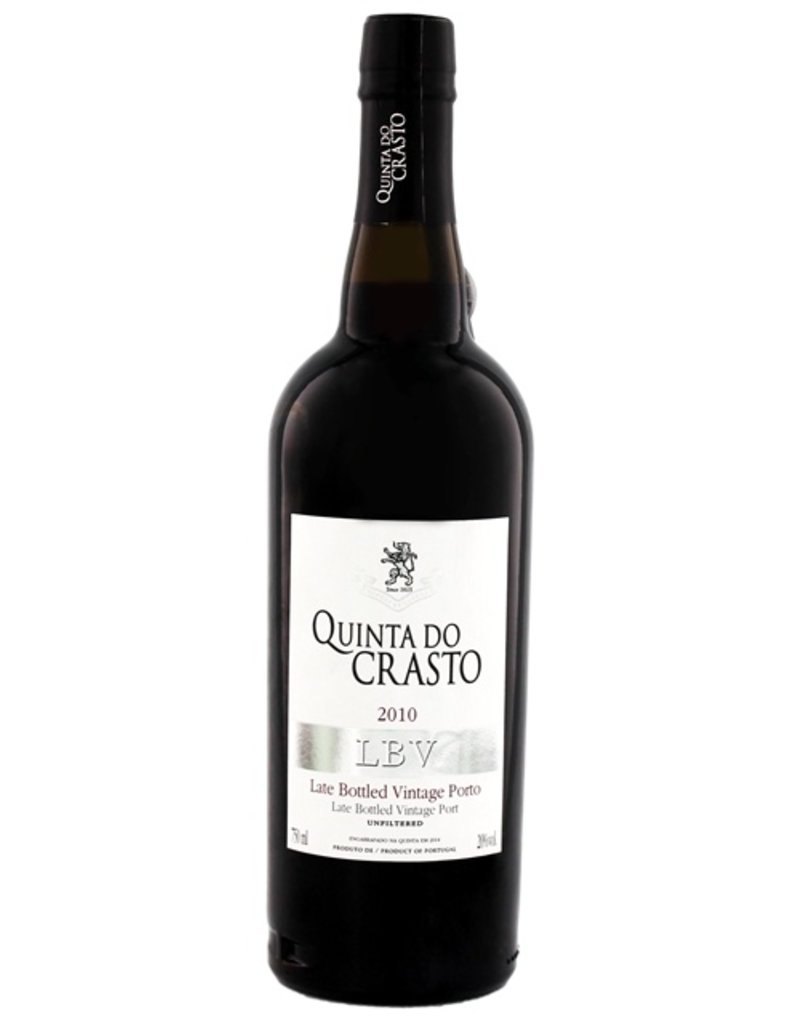 Quinta Do Crasto Quinta do Crasto LBV Port Vintage 2010 750ml