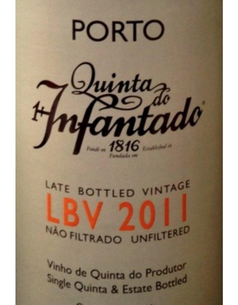 Quinta do Infantado LBV 2011 375ml