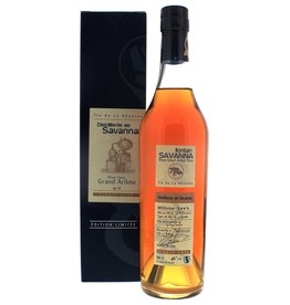 Savanna Savanna Rhum Grand Arôme Single Cask 7 Years Old 500ml Gift Box