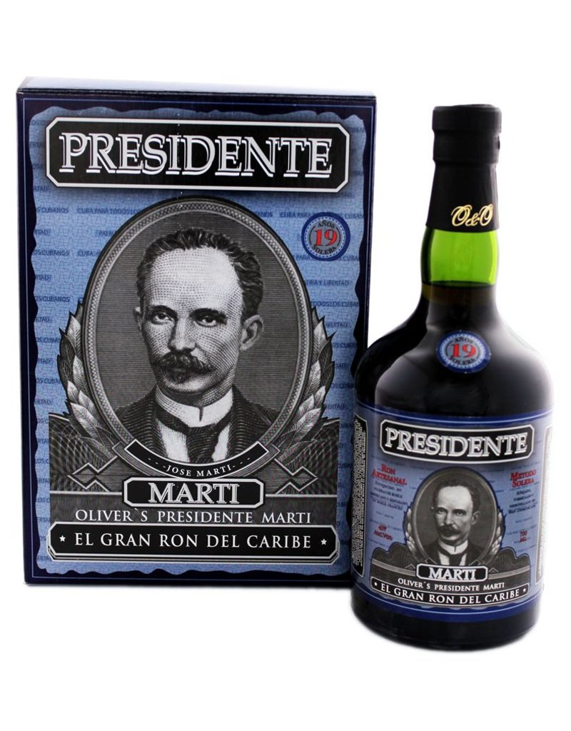 Presidente 19 Years Old 700ml Gift Box