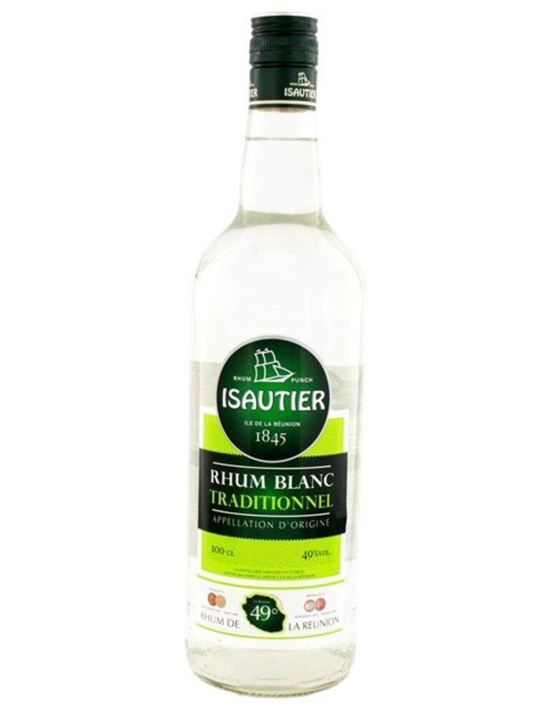 Isautier Blanc Traditional 1 Liter