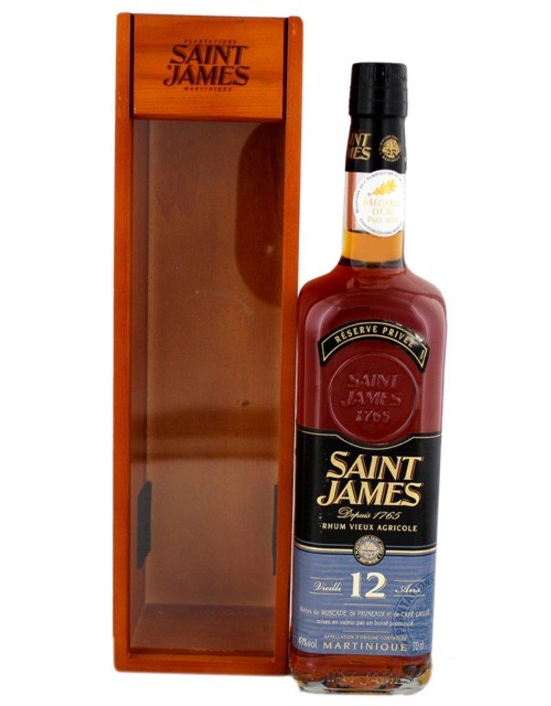 Saint James Saint James Vieux 12 Years Old 700ml Gift Box
