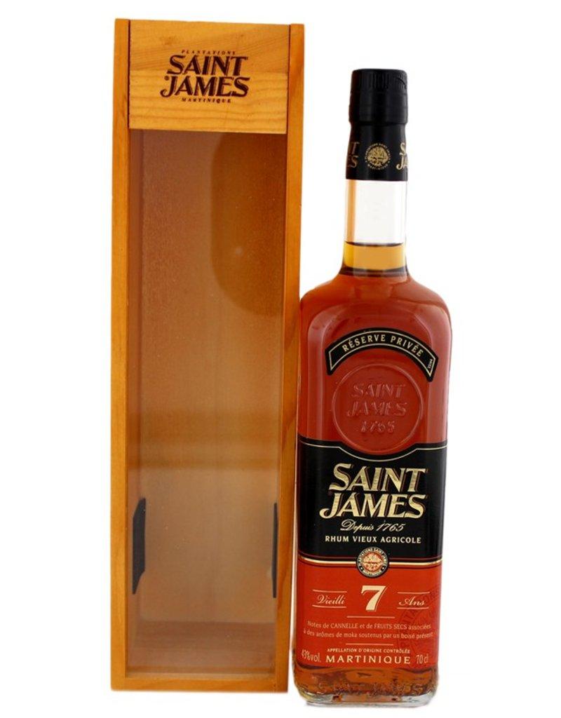 Saint James Saint James Vieux 7 Years Old 700ml Gift Box