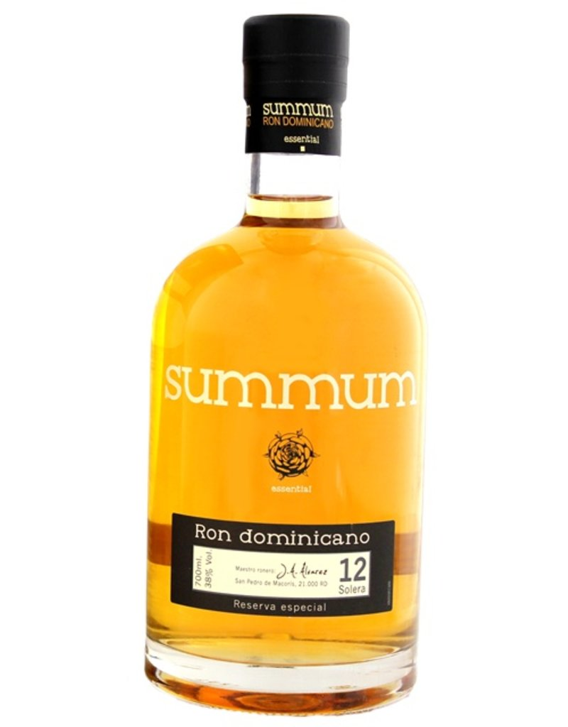 Summum 12 Years Old Reserva Especial 700ml Gift Box