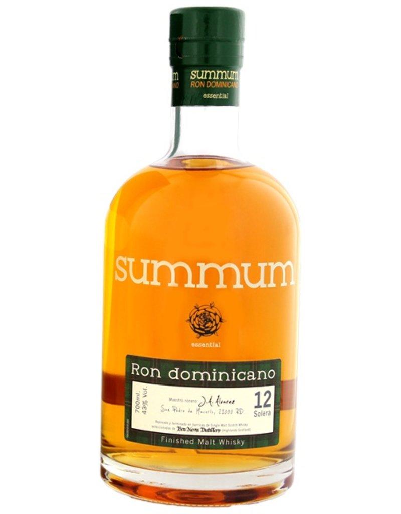 Summum 12 Years Old Malt Whisky Finish 700ml Gift Box