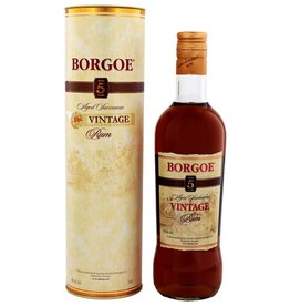 Borgoe Borgoe 5 Years Old 700ml Gift Box
