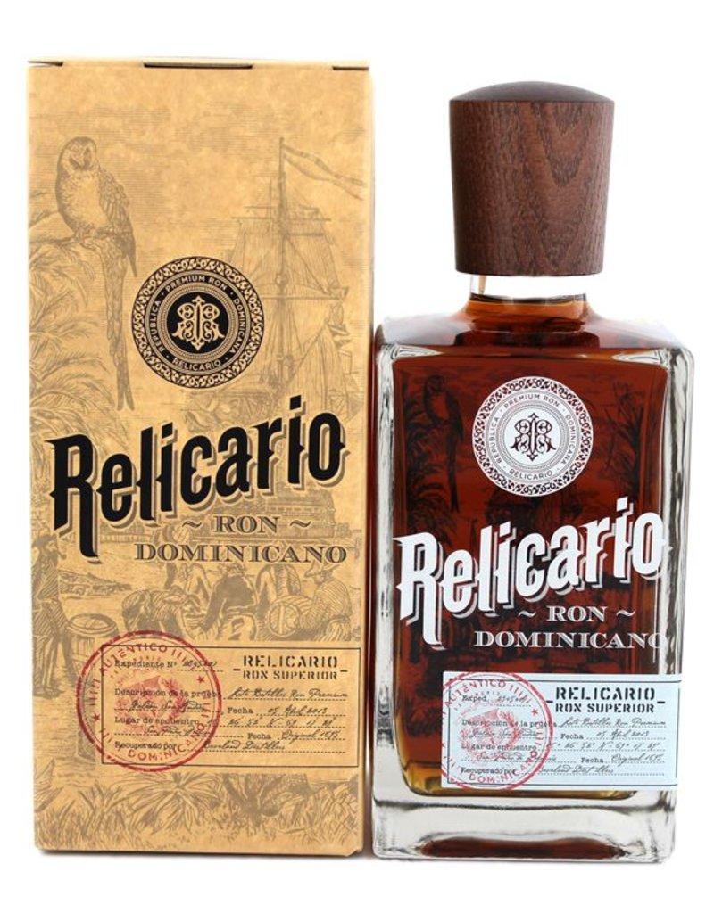 Relicario Ron Dominicano Superior Rum 700ml Gift Box