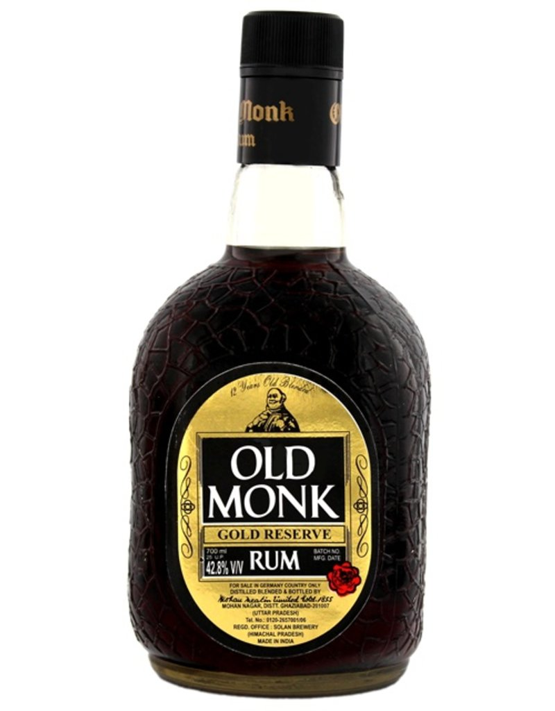 Old Monk Old Monk 12 Years Old 700ml