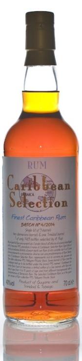 PPC Caribbean Selection Finest Rum 700ml